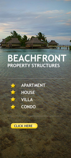 Beachfront Property Structures